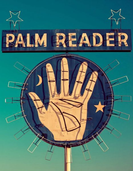 Magicians Guide to Palm Reading