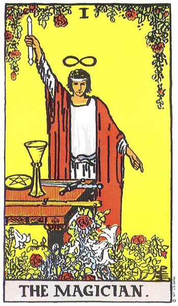 Magicians Guide to the Tarot